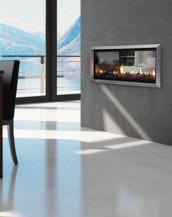 Escea DX1000 gas fireplace