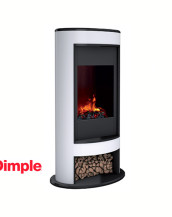 Mocca Opti-myst Electric fire