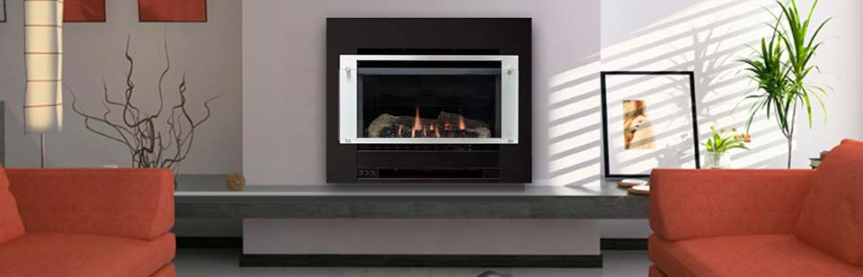 Rinnai Slimfire 252 - Gas Fireplace (From $2477) — Climatise