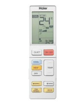 HAIER Premier 2.5kw Hi-Wall Split System Remote