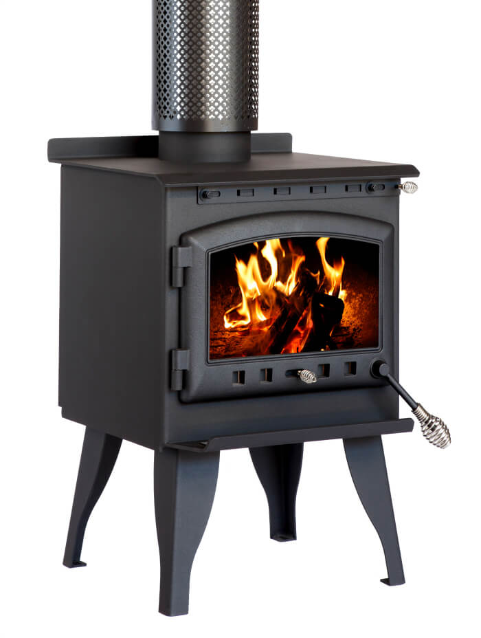 Kalora 425R - Radiant Wood Heater - Climatise