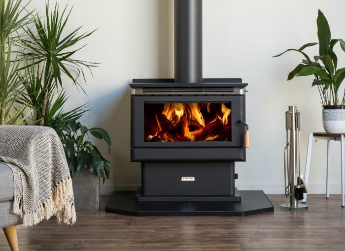 Kalora-600C-Convection-Wood-Heater-Lifestyle