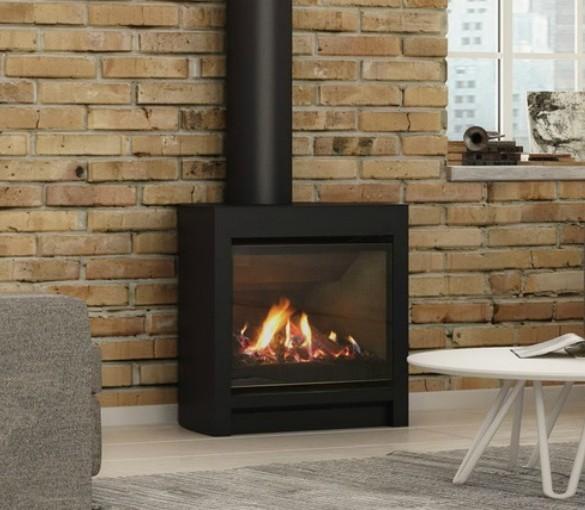 freestanding gas log fires cranbourne melbourne climatise rh climatise com au free standing gas log fireplace