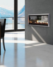 Escea DX1000 gas fireplace