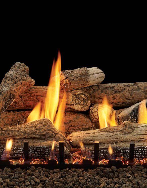 Gas Log Fires