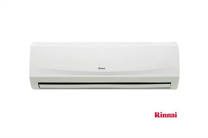 rinnai s series 2.5kw split system