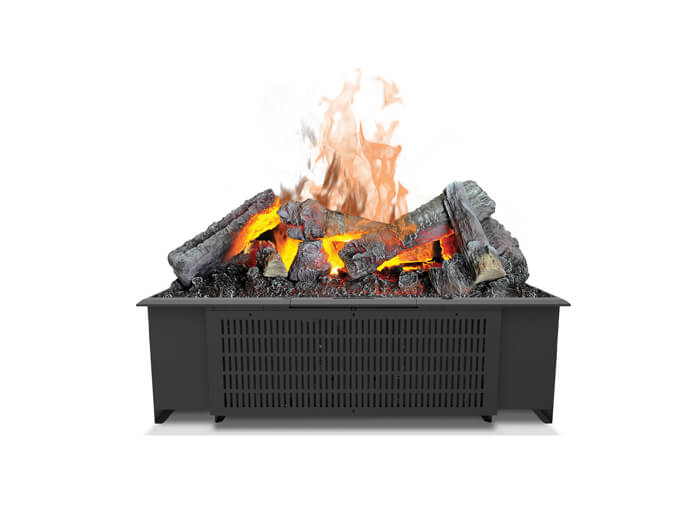 Professional cassette 600 fire