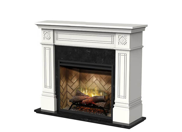 osburne revillusion with mantel